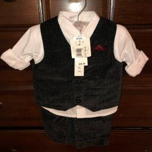 Brand new 3M boys 3 piece suit